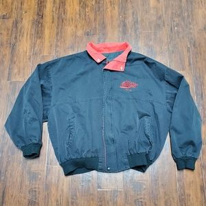 Vintage 90s Coca Cola Jacket Made in USA